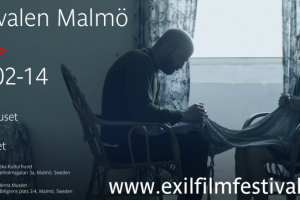 Flyer Exilfilmfestivalen
