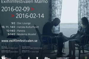 Poster Exilfilmfestivalen
